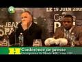 Conference de press JP mai 2009