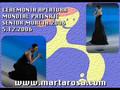 """Rosa """"El futuro esta en tus pies"""" cancion oficial mundial de patinaje murcia 2006"""