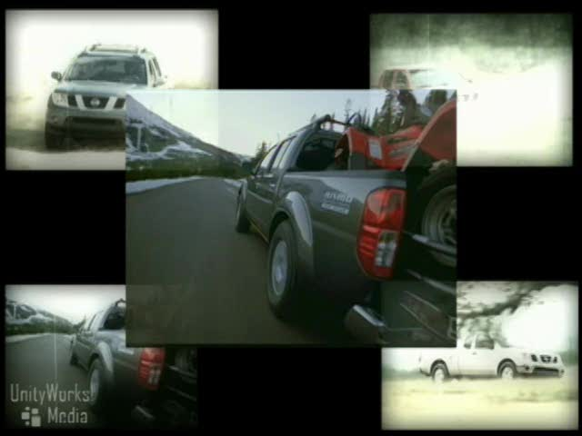 New 2009 Nissan Frontier Video at Maryland Nissan Dealer