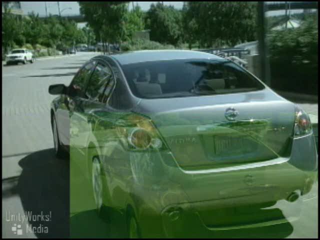 2009 Nissan Altima Hybrid at Maryland Nissan Dealer