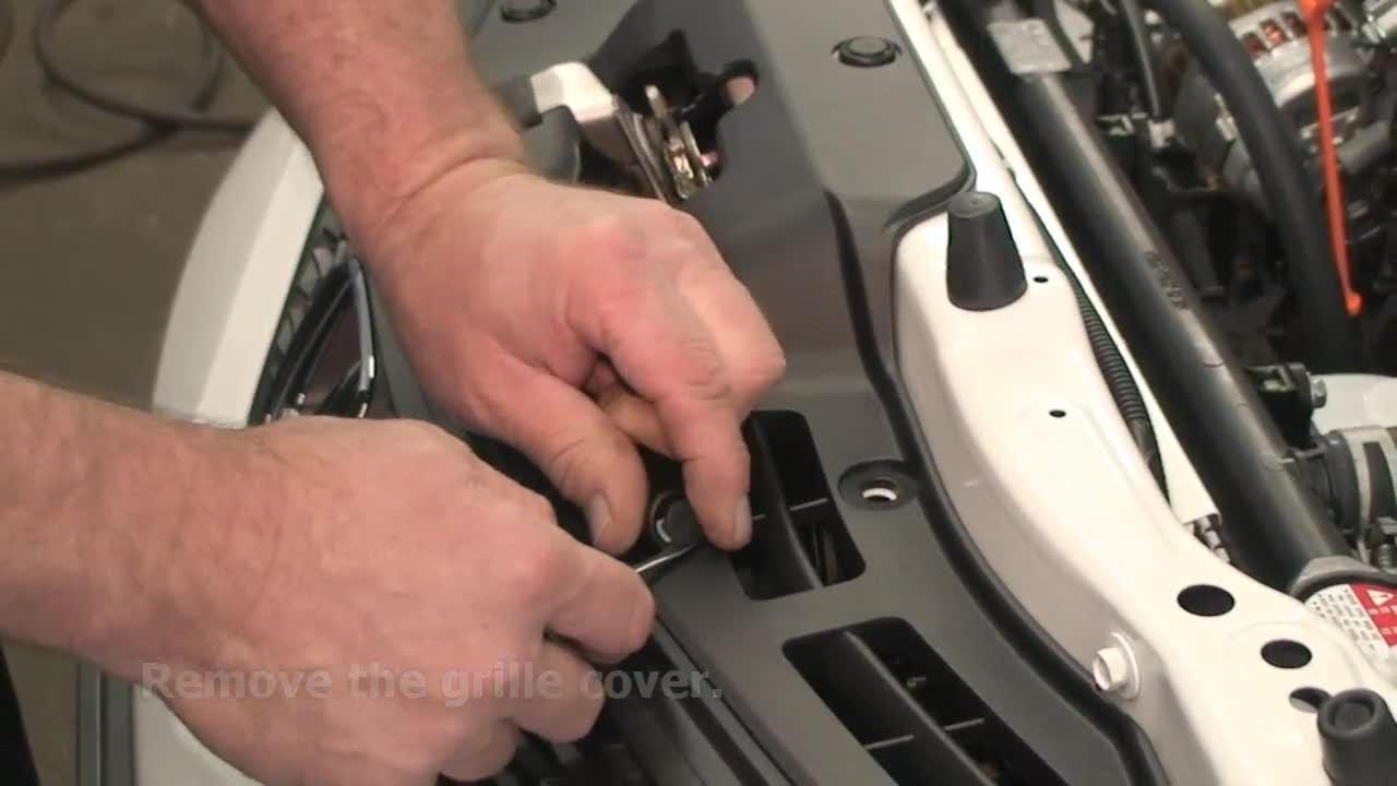 Episode #157 - 2nd Generation Honda Fit Mugen Grille Installation