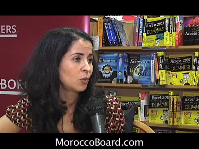 "Interview: laila Lalami , Autor of the :secret Son"" Novel"
