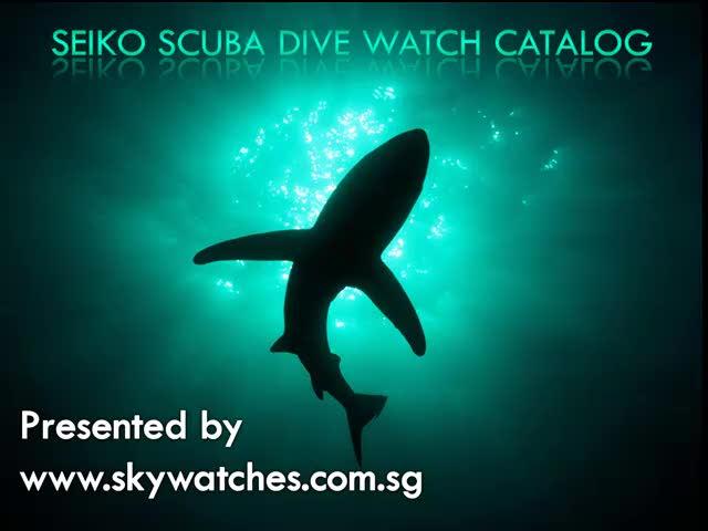 Seiko scuba dive watch reviews