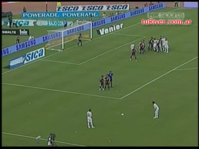 Anchén (0-1) vs River Plate 22-03-2009