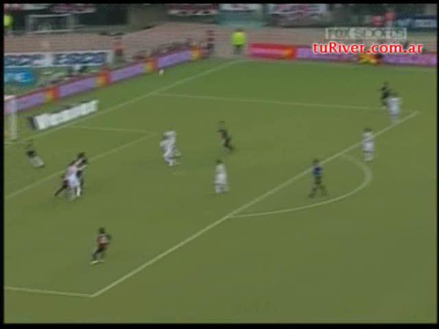 Cabral (1-1) vs San Martín de Tucumán 22-03-2009