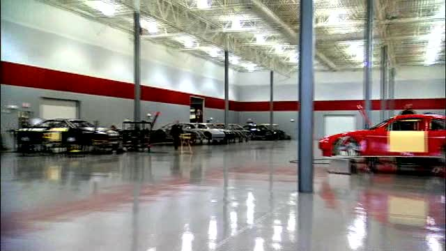 Stewart-Haas Race Shop