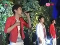V.O.S - In Trouble @ M Super Concert 2009.06.09