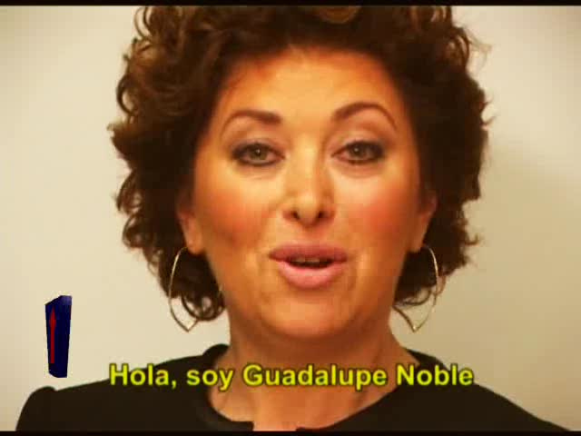 Spot Guadalupe Noble Lista 5 PDC