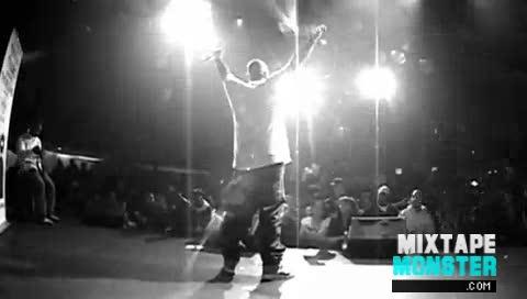 "Jadakiss - ""We Gon Make It""  Myspace Performance"