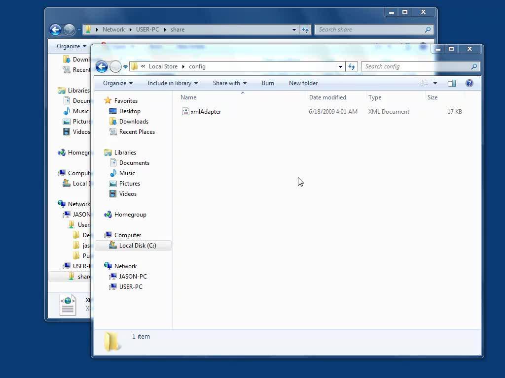Seesmic Desktop backup