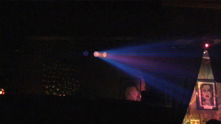 "Electronic-Thrash band POSR plays ""Clairvoyant"""