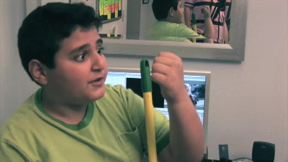 Pubert: Becoming a Ninja (Episode 4)