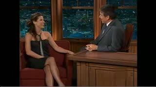 Sandra Bullock Actress Interview Video