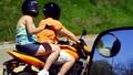 Tiffany and Tony Riding
