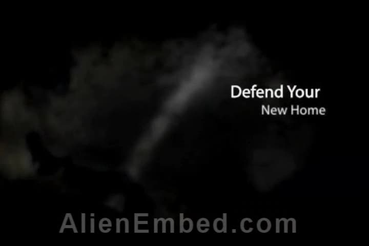 Alien Embed New Flash Game