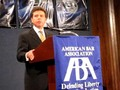 Regina Brett Receives the 2009 Silver Gavel Award from the American Bar Association