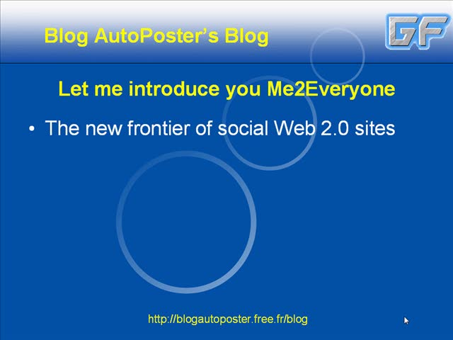 Social Marketing - Me2everyone Review