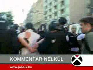 Jobbik TV - Vona Gábor elhurcolása vágatlanul
