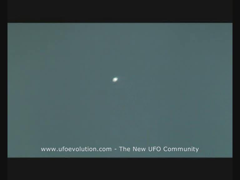 Real UFO Footage