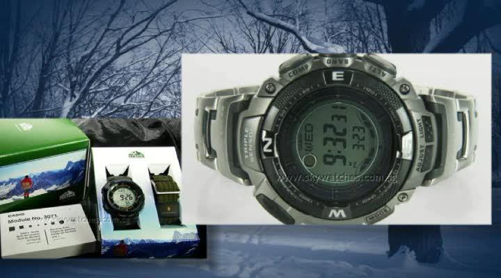 Casio tough solar watch catalog reviews