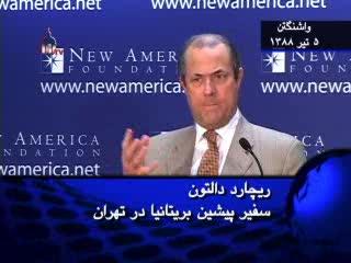 سفیر پیشین بریتانیا در تهران: ایران هنوز از هم پاشیدنی نیست