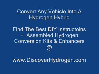 How To Build An HHO Generator Cell - Hydrogen Conversion Kit