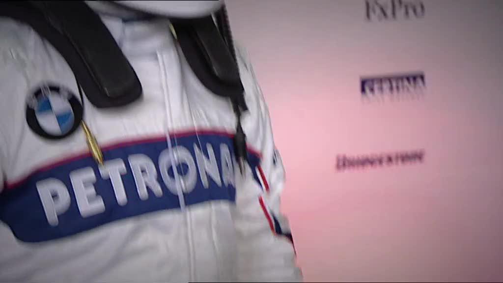 F1 car vs. Superbike