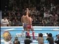 Kanemoto vs Ibushi