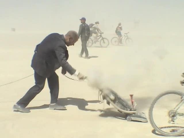 Burning Man Flashback