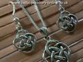 Celtic Jewellery Set DSG186m1 Sterling Silver