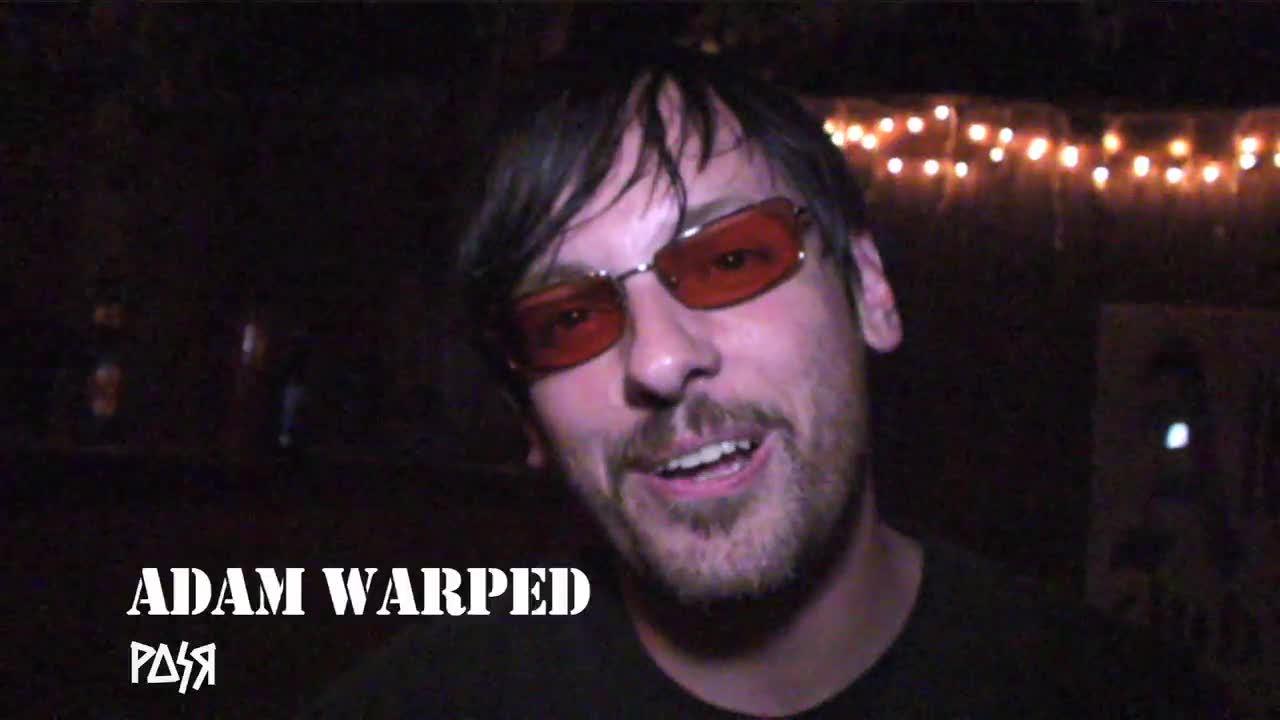 Adam Warped of POSR