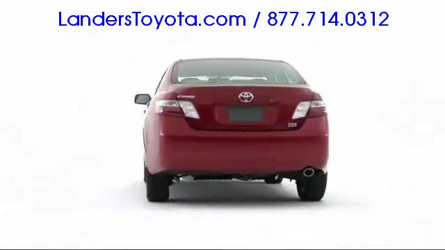 Toyota Dealer Toyota Camry Hybrid Little Rock Arkansas