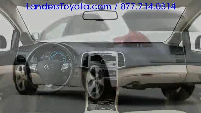 Toyota Dealer Toyota Venza Russellville Arkansas
