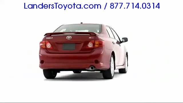 Toyota Dealer Toyota Corolla Russellville Arkansas
