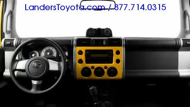 Toyota Dealer Toyota FJ Cruiser Searcy Arkansas
