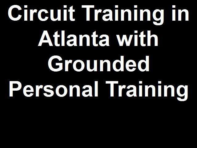 Sample circuit workout