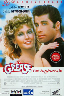 GREASE - SUMMER NIGHTS-