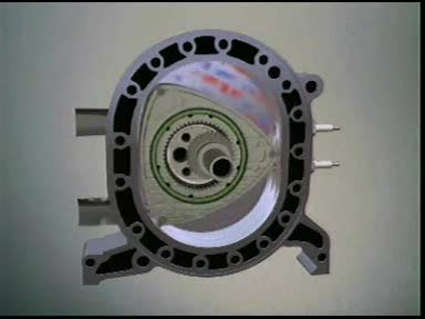 How Rotary Engines Work major components