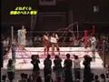Command Bolshoi & Megumi Yabushita vs Kaori Yoneyama & Emi Sakura(7/18/09)