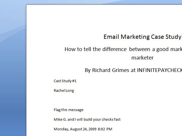 online email marketing gurus exposed, don't believe the hype
