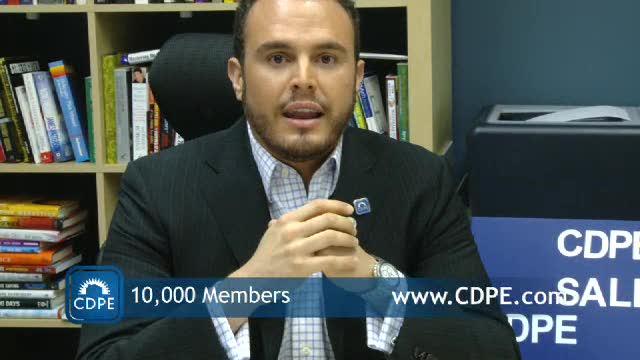 CDPE - 10,000 Members