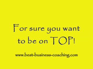 Best Business Coaching