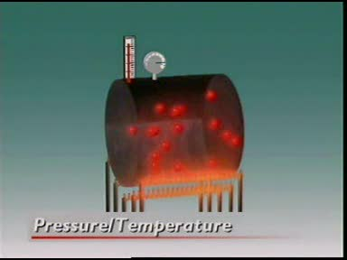 Pressure-Temperature Relation