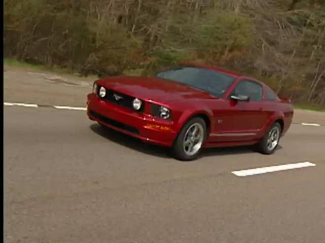 2009 Ford Mustang Test Drive - WheelsTV