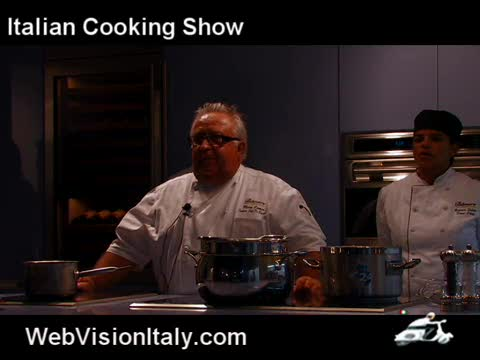 Italian Cooking Show