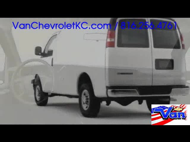 Chevy Dealer Chevy Xpress Cargo Van Lees Summit  MO