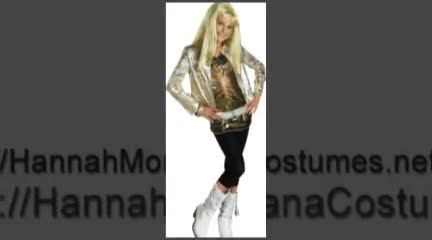 Hannah Montana Costumes for Halloween 2009