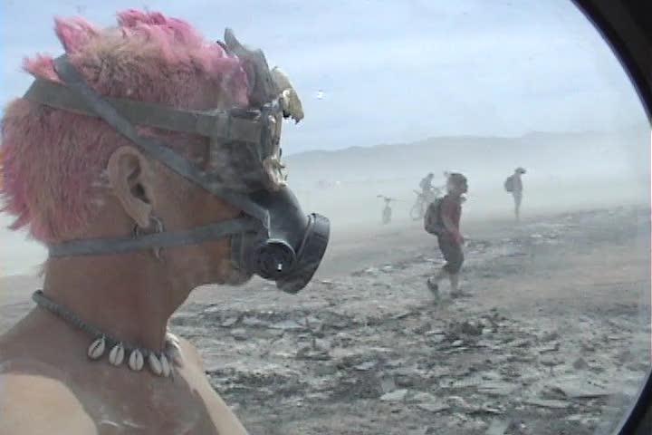 Exodus to Revelations - BurningMan 2009