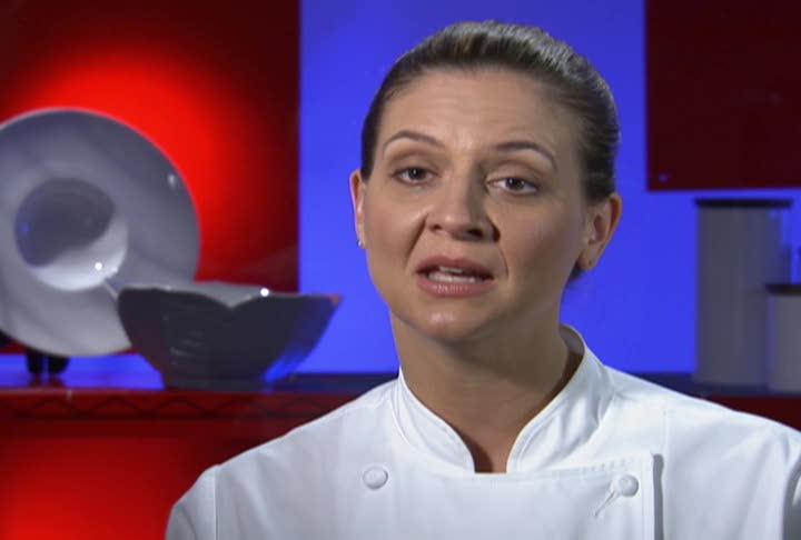 The Next Iron Chef - Meet the Chef - Amanda Freitag