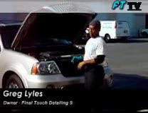Final Touch TV - Auto Detailing